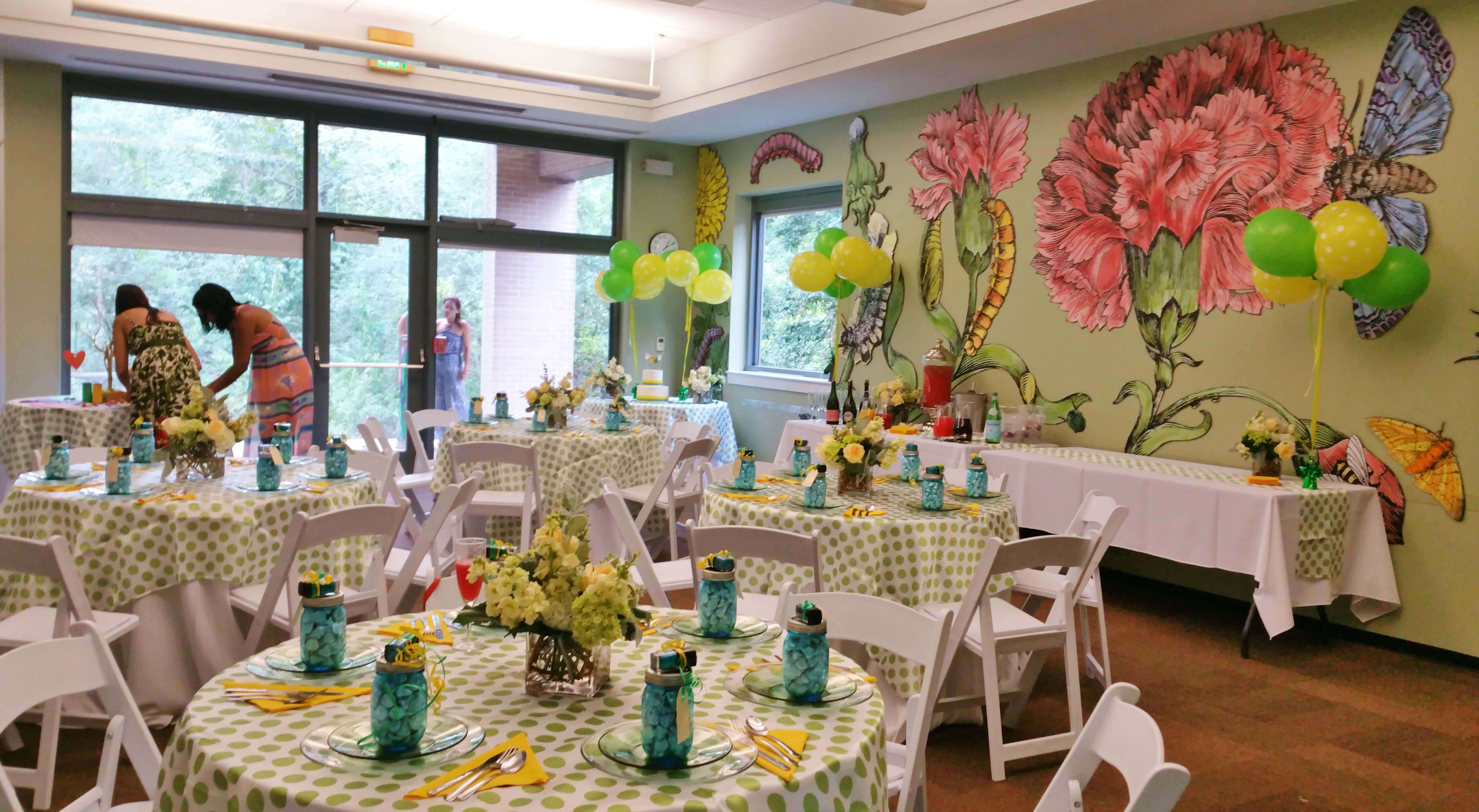 Baby Shower For Twins A La Carte Events Catering